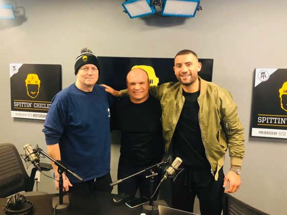 Spittin' Chiclets Episode 233: Featuring Tie Domi + Erika Nardini