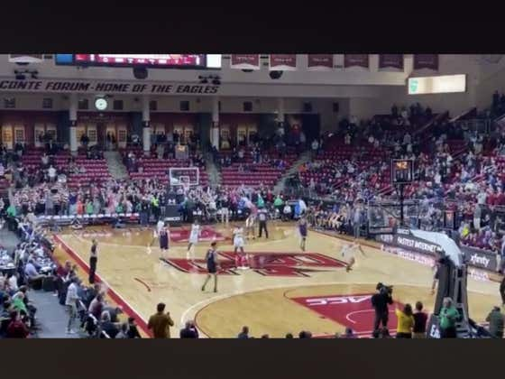 Boston College (+425) upsets #18 UVA 60-53