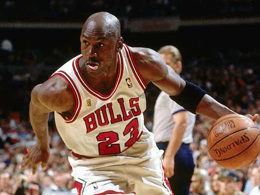 Tin Foil Tuesday: Was Michael Jordan Suspended For Gambling?
