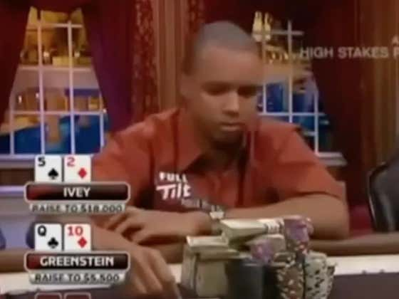 A Friendly Reminder That Phil Ivey Is Not To Be Messed With