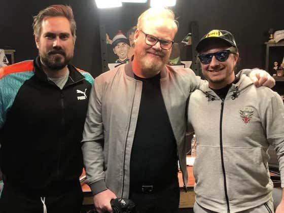 PMT: Jim Gaffigan, Coaching Carousel + Don't F*ck With Cats Review