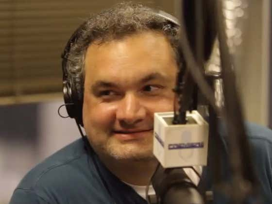 Start Your Day With Artie Lange's Ash Wednesday Story