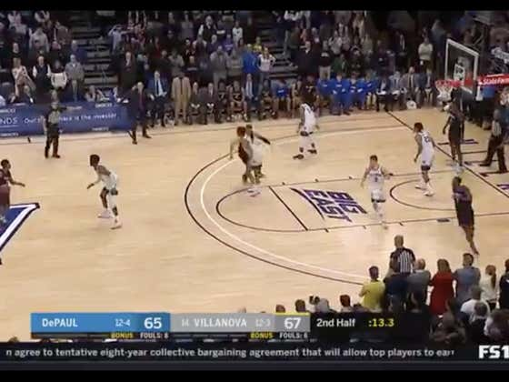 Depaul (+9.5) forces OT in the final seconds against #14 Nova
