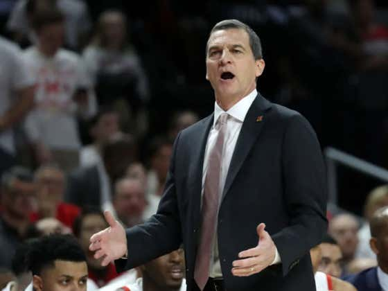 I'm Quite Aggravated With Mark Turgeon Right Now And Do Not Believe He Should Coach The Maryland Terrapins Any Longer