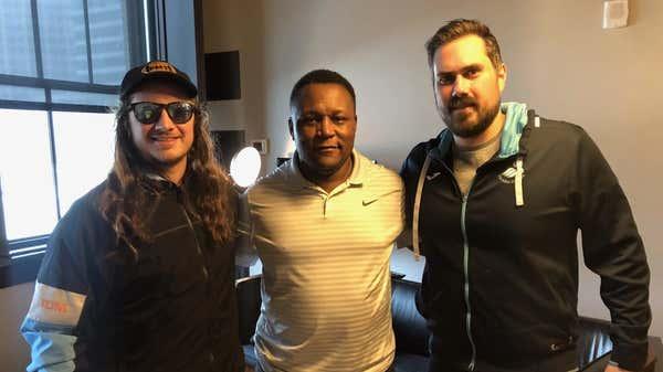 PMT: Barry Sanders + Colts LB Darius Leonard + Our Role In OBJ Gate