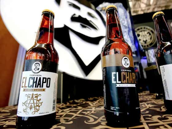 Great News: El Chapo's Daughter Is Releasing A Beer Line Named After Her Dad