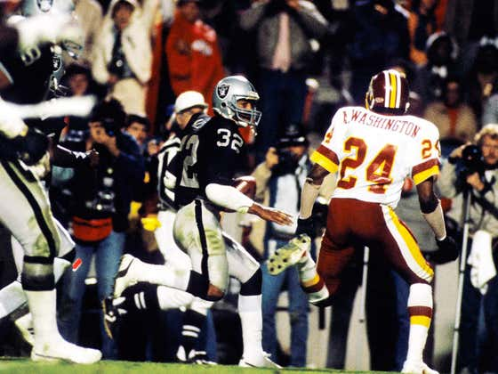 On This Date in Sports January 22, 1984: Marcus Allen Running Wild