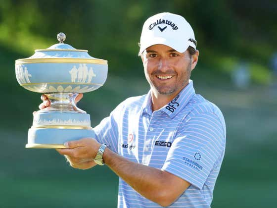 Kevin Kisner Joins Fore Play For His Annual Checkup
