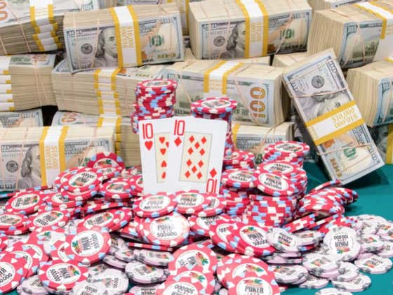"The WSOP's New ""Mystery Bounty Event"" Is Putting Random Bounties On Every Player Including One $250,000(!!!!) Bounty In a $1,500 Buy-In Event"