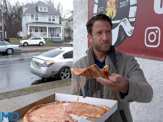 Barstool Pizza Review - Amano Pizza (South Amboy, NJ) presented by cbdMD