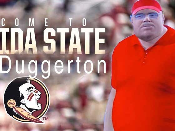 BREAKING - Coach Gus Duggerton Has Accepted The OC Job At Florida State University