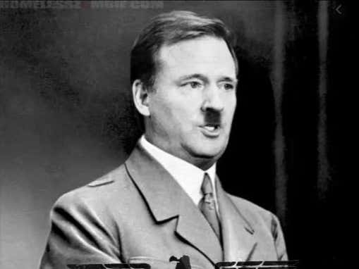 Fuhrer Goodell Says Anybody Who Criticizes His Decision To Hold The NFL Draft As Scheduled In The Face of A Worldwide Pandemic Will Be Harshly Punished